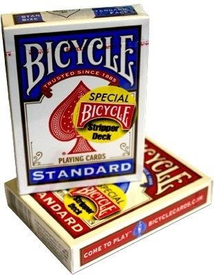 Bicycle Gaff Stripper Deck