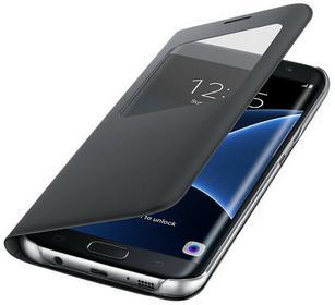 Samsung Galaxy S7 S View Cover EF-CG930PB czarny EF-CG930PBEGWW