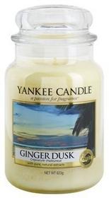 Yankee Candle Ginger Dusk 623 g Classic duża świeczka zapachowa