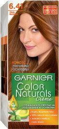 Garnier Color Naturals 6.41 Złoty bursztyn