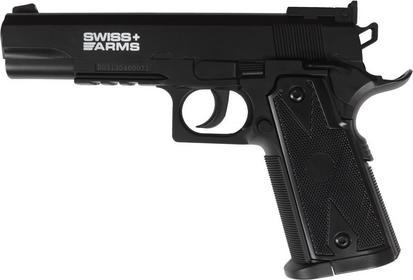 CyberGun Wiatrówka Swiss Arms P1911 Match 4,5 mm (288708)