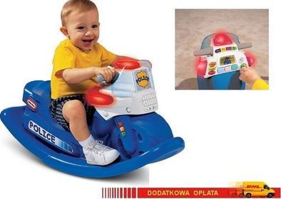 Little Tikes Motor Policyjny Bujak 75433