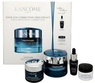 Lancome Visionnaire kompleksowy krem korygujący cerę 50ml + zestaw kosmetyków do twarzy 15ml + z