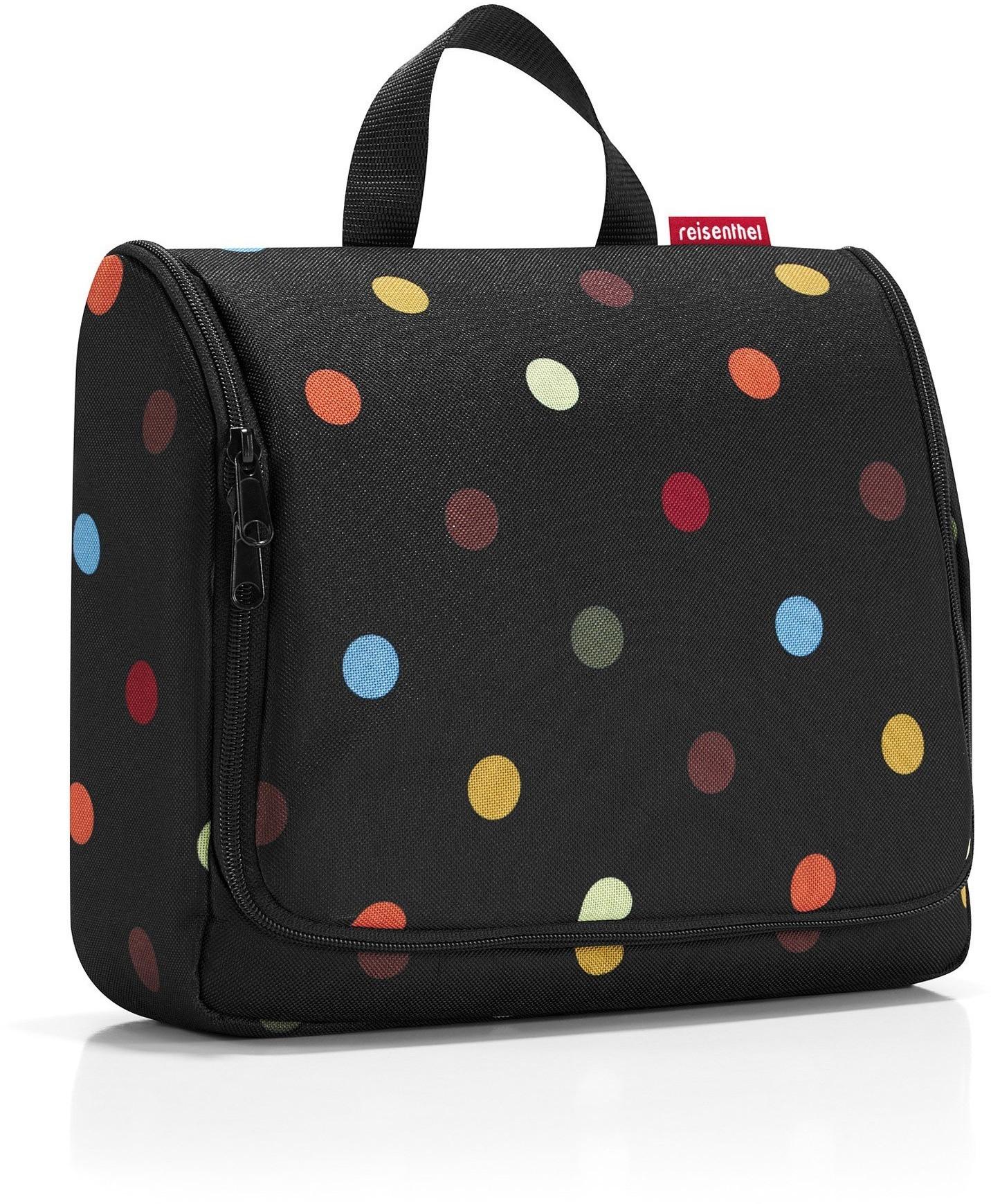 Reisenthel Kosmetyczka Toiletbag XL Dots WO7009