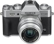 Opinie o Fuji X-T20 + 35 WR czarny