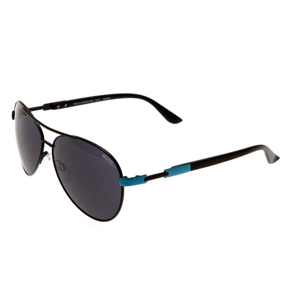 Manchester City - okulary przeciwsłoneczne