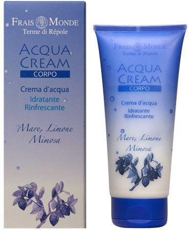 Frais Monde Acqua Cream Body Sea Lemon And Mimosa Krem do ciała 200ml