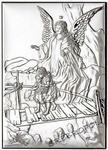 Opinie o Anioł stróż z dziećmi 18011/2L (18011/2L)