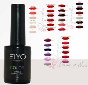 Lakiery Hybrydowe EIYO Color 15ml