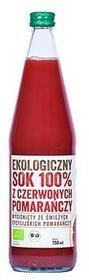 Eko Wital Sok z czerwonych pomarańczy 100% BIO 750 ml