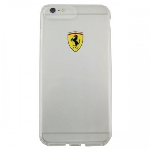 Ferrari Etui Hard do iPhone 7 PLUS FEHCP7LTR1 transparentne ORG002676