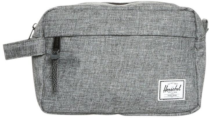 Herschel CHAPTER Kosmetyczka black/grey 10039
