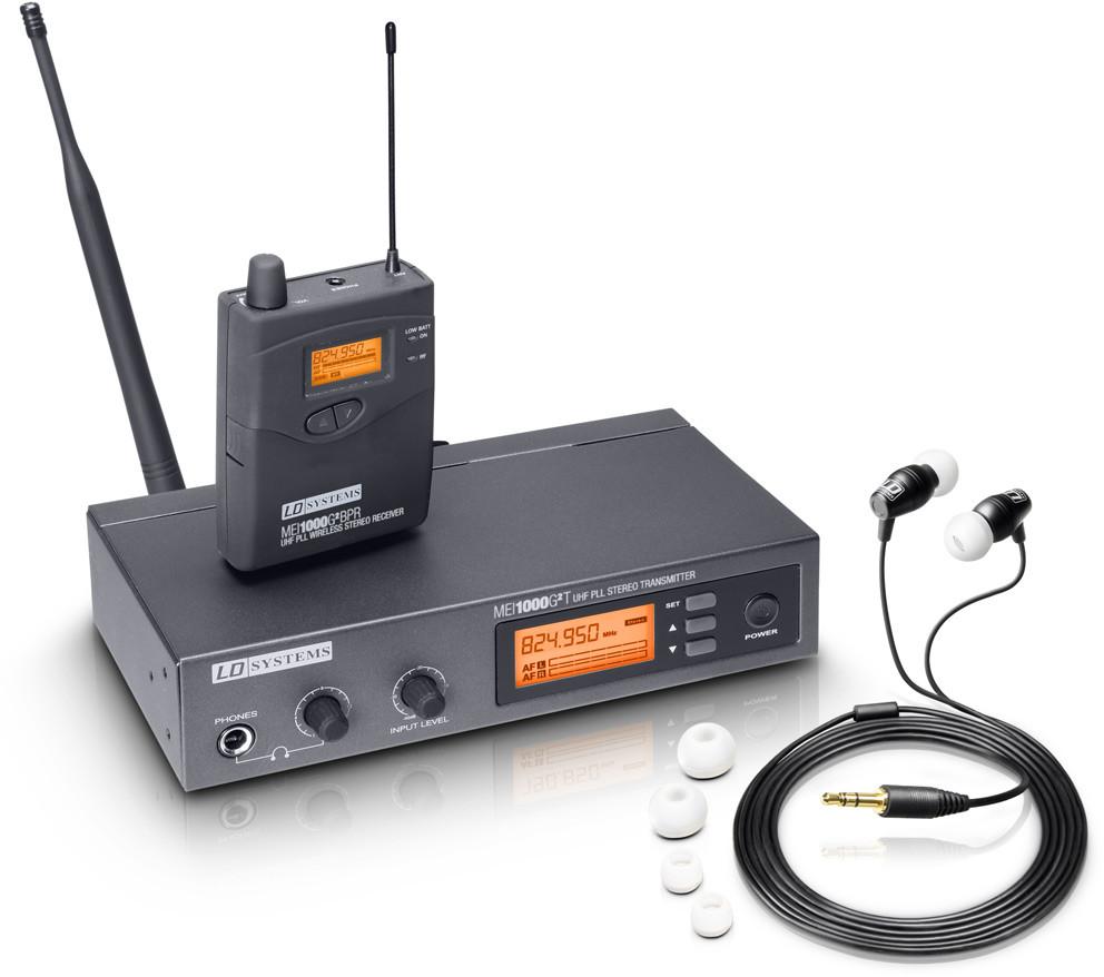 LD Systems LDMEI1000G2 - system odsłuchowy