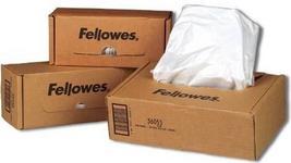 Opinie o Fellowes Worki do niszczarek , rozmiar 34l 100 sztuk