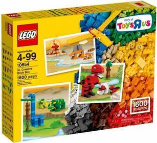 LEGO Classic Kreatywne Pudelko 10654
