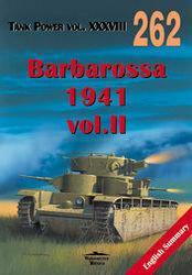 Jacek Domański BARBAROSSA 1941 VOL. II MILITARIA 262