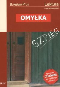 Opinie o Bolesław Prus Omyłka