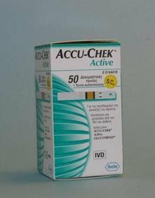 Roche Paski Accu-Chek Activ glucose Glucotrend 50szt.
