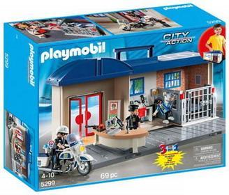 Playmobil Posterunek 5299