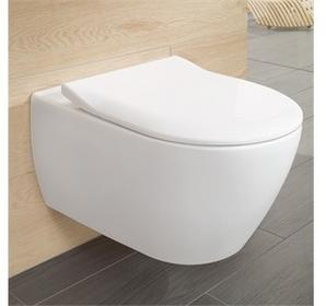 Villeroy & Boch Subway 2.0 Slimseat 5614R201