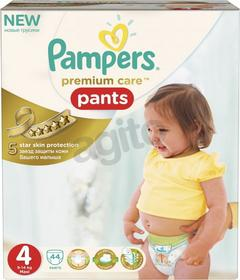 Pampers Premium Care Pants 4 Maxi 44 szt.