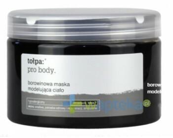 Tołpa TORF CORPORATION () pro body borowinowa maska modelująca ciało 450g