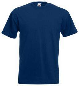 Heavy Cotton Tee męska koszulka Fruit of the loom granatowy t-shirt/ navy C358-87019_20140322150533