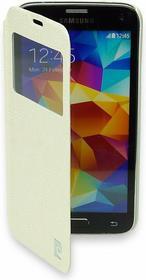 Pierre Cardin Etui TIPO do Samsung Galaxy S5 białe P00.69.08
