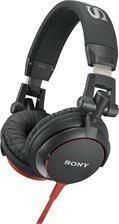Sony MDR-V55 Czarno-czerwony