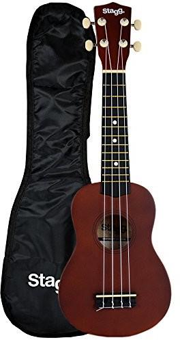 Stagg US10 tradycyjne ukulele sopranowe US10