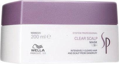 Wella SP Clear Scalp maseczka do włosów z łupieżem 200ml