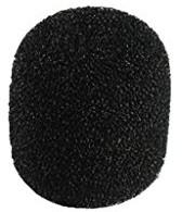 Monacor WS-20 osłona przeciwwietrzna na mikrofon, materiał: czarna pianka, średnica: 12-14 mm 23.2570