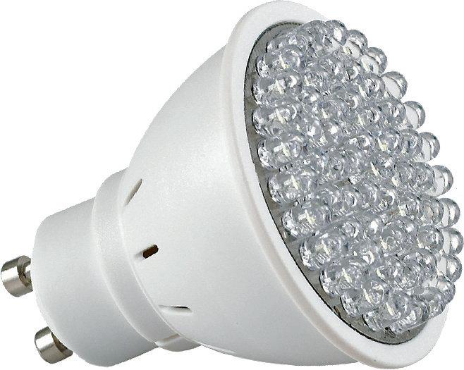 Greenlux Lampa LED60 GU10 3W - CW - Zimnobiała GXLZ021
