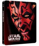 IMPERIAL CINEPIX Gwiezdne wojny: Część I - Mroczne widmo (Steelbook)