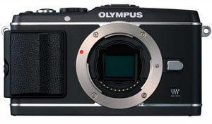 Olympus Pen E-P3 body czarny