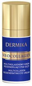 Dermika Neocollagen Multikolagenowy krem regenerujący pod oczy 15ml