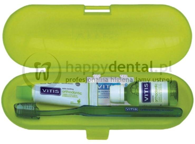Dentaid VITIS Orthodontic-KIT - Zestaw do pielęgnacji jamy ustnej podczas leczen