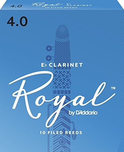 D'Addario Royal liście zapewnia EB-klarnet (10sztuk) RBB1040