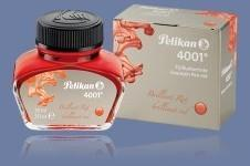 Opinie o Pelikan Atrament 4001 30ML CZERWONY 301036