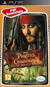 Piraci z Karaibów: Skrzynia umarlaka Essentials PSP