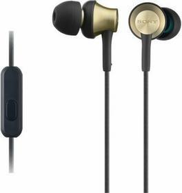 Sony MDR-EX650AP czarno-złote