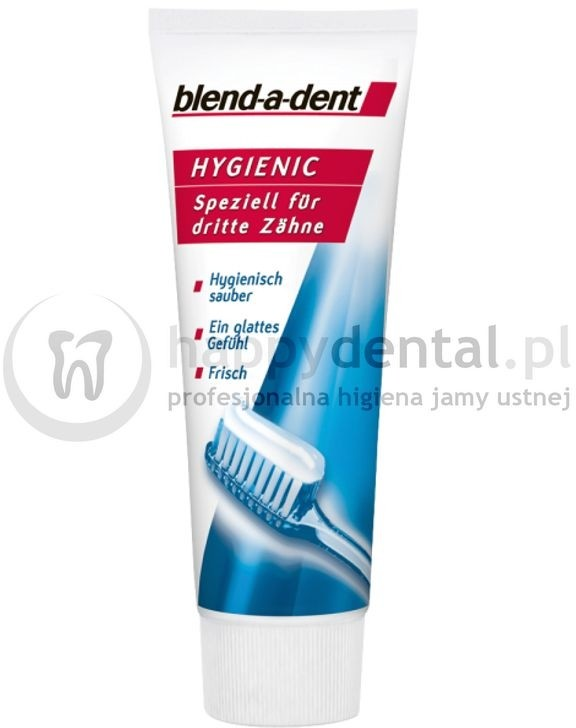 Procter & Gamble Procter and Gamble Hygienic Creme 75ml - kremowa pasta do czyszczen