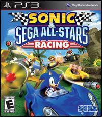 Sonic All stars racing PS3