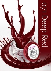 Semilac UV Gel Color 071 Deep Red 5ml