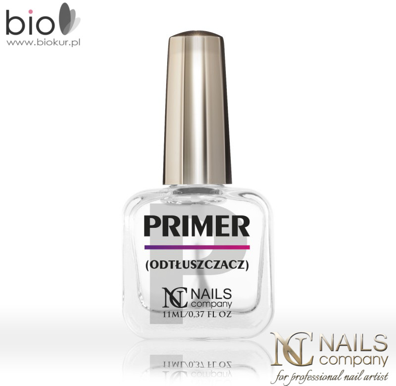 Nails Company Primer Kwasowy 11 ml