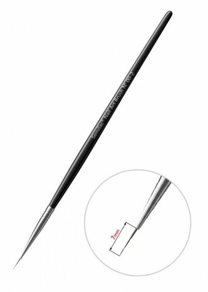 Semilac Diamond Cosmetics Nail Art Kolinsky Brush N 00-2