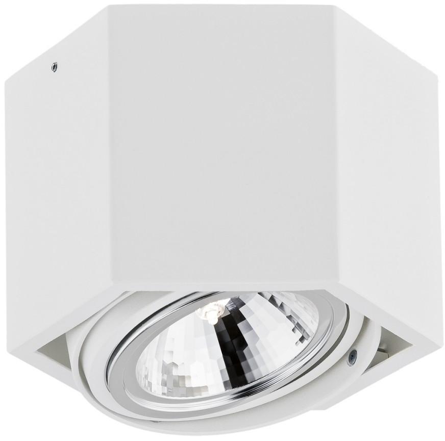 Argon Oprawa natynkowa LED 1pł 3394 ESPRESSO