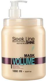 Stapiz Sleek Line Repair & Shine VOLUME Maseczka Hair 1000ml 791
