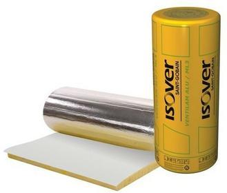 CDiL Millennium Isover Ventilam Alu Plus 30 mm 8 m2