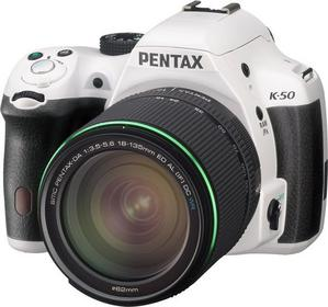 Pentax K-50 + 18-135 kit
